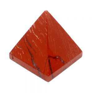Red Jasper Pyramid All Polished Crystals crystal pyramid