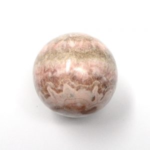 Rhodochrosite Sphere 32.5mm New arrivals crystal sphere