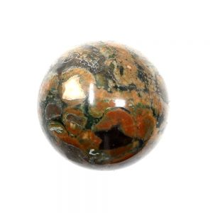 Rhyolite Sphere 50mm All Polished Crystals crystal sphere