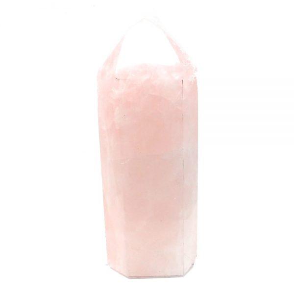 Rose Quartz Generator All Polished Crystals crystal energy generator