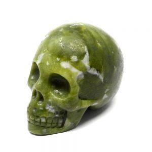 Serpentine Skull New arrivals crystal skull