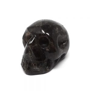 Smoky Quartz Skull All Polished Crystals crystal skull