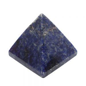 Sodalite Pyramid New arrivals crystal pyramid
