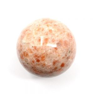 Sunstone Sphere 45mm All Polished Crystals crystal sphere