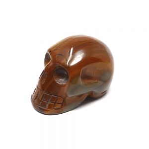 Tiger Eye Skull New arrivals crystal skull