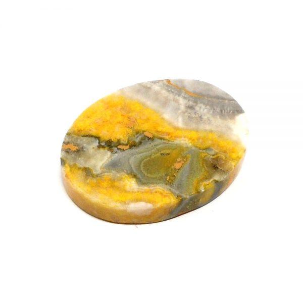 Bumblebee Jasper Pocket Stone All Gallet Items bumblebee jasper