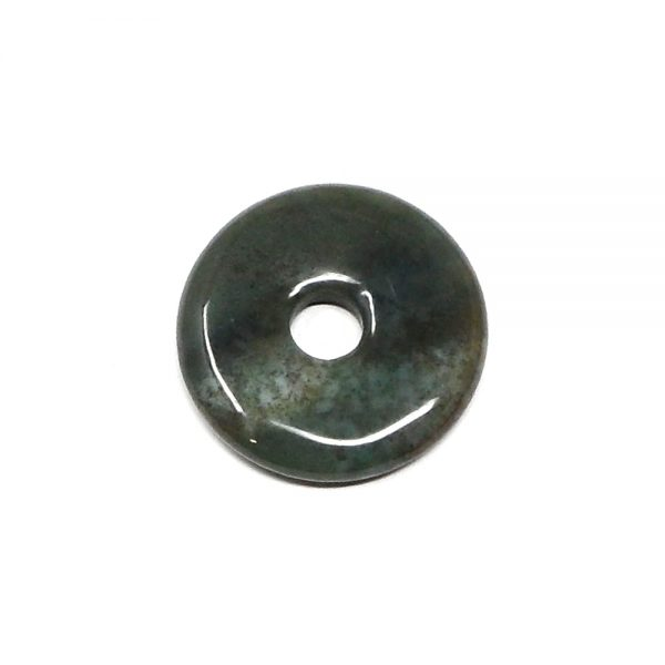 Moss Agate Donut All Gallet Items agate