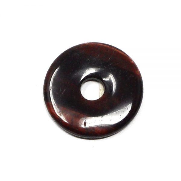 Red Tiger Eye Donut All Gallet Items crystal donut