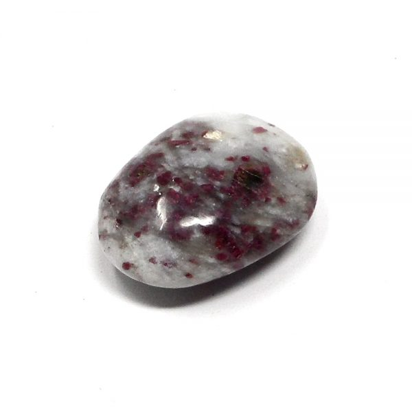 Ruby Tourmaline in Quartz Pebble All Gallet Items crystal pebble