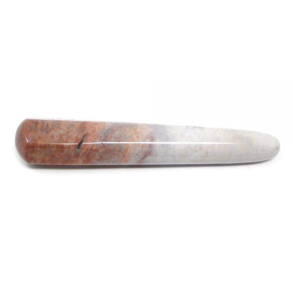 Sardonyx Wand All Polished Crystals crystal energy work wand