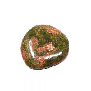 Unakite Pocket Stone Gallet crystal pocket stone