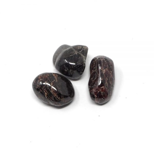 Garnet lg tumbled 4oz All Tumbled Stones bulk garnet