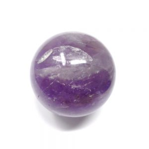 Amethyst Sphere 40mm All Polished Crystals amethyst