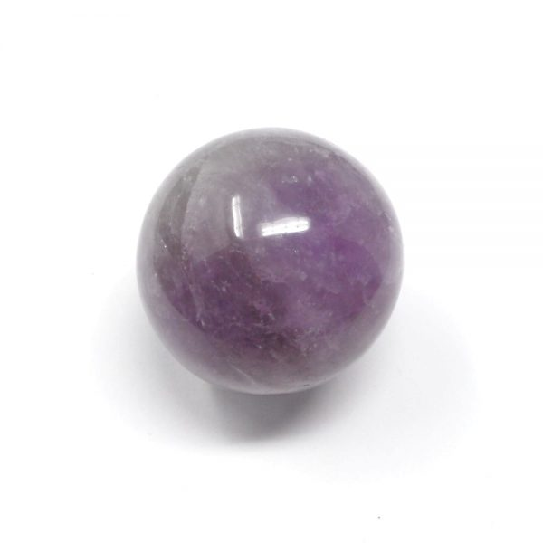 Ametrine Sphere 33mm All Polished Crystals amethyst sphere