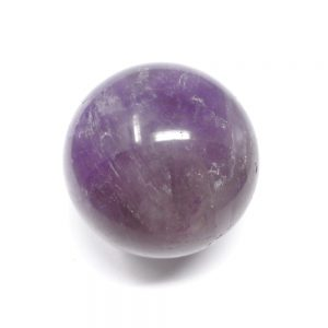 Ametrine Sphere 40mm All Polished Crystals amethyst sphere