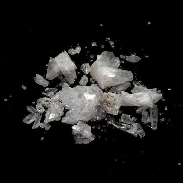 Angel Aura Quartz Pieces All Raw Crystals angel aura quartz