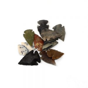Carved Stone Arrowheads sm Accessories arrowhead