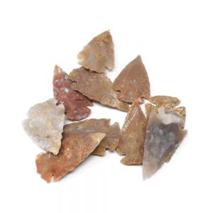 Carved Stone Arrowheads Accessories arrowhead