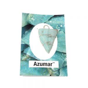 Azumar Crystal Pendant Crystal Jewelry azumar