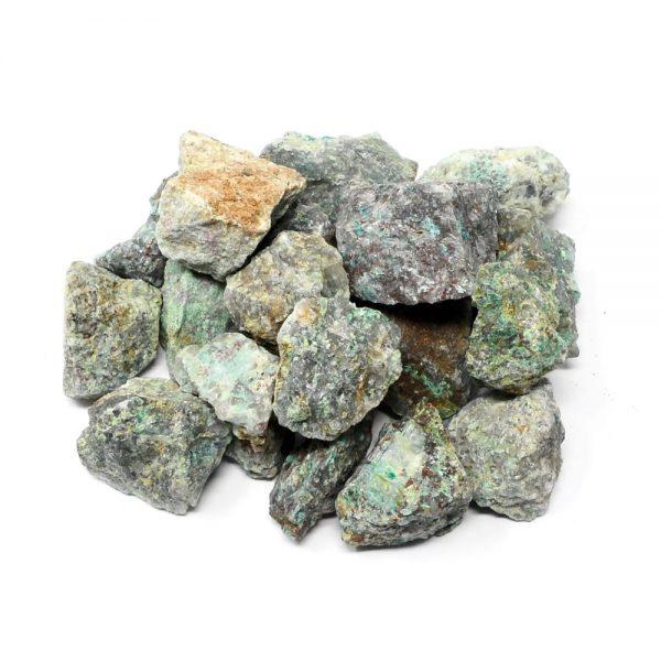 Chrysocolla 16oz All Raw Crystals bulk chrysocolla