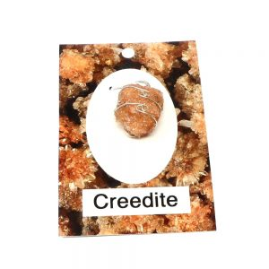 Creedite Pendant All Crystal Jewelry creedite