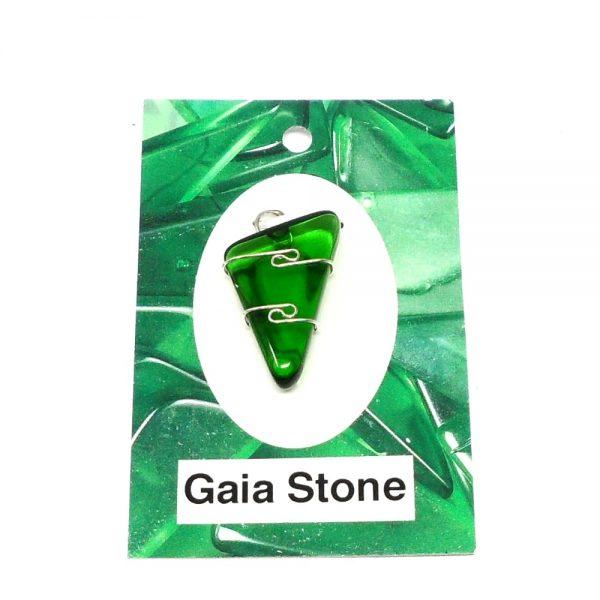 Gaia Stone Pendant All Crystal Jewelry Gaia Stone