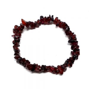 Garnet Chip Bracelet All Crystal Jewelry bracelet