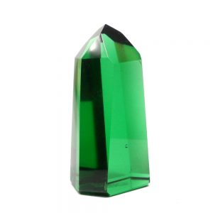 Green Obsidian Generator All Polished Crystals crystal energy generator