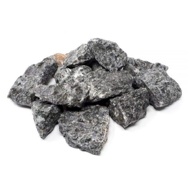 Indigo Gabbro 16oz All Raw Crystals bulk indigo gabbro