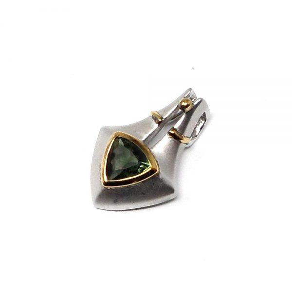 Moldavite Pendant All Crystal Jewelry authentic moldavite