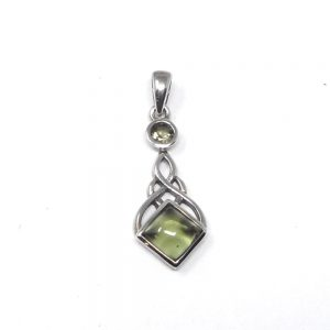 Moldavite Pendant All Crystal Jewelry authentic moldavite