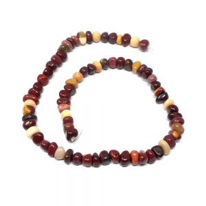 Mookaite Bead Strand All Crystal Jewelry bead
