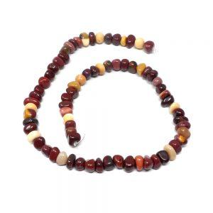 Mookaite Bead Strand Crystal Jewelry bead