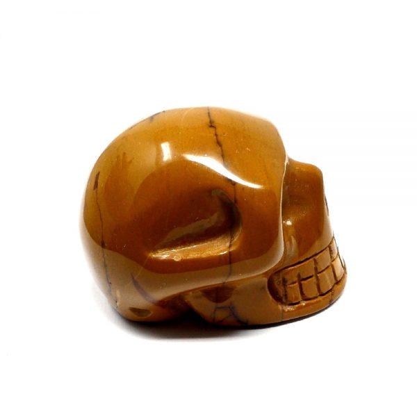 Mookaite Skull All Polished Crystals crystal skull