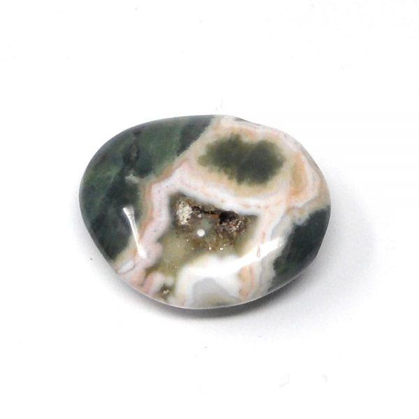Ocean Jasper Pocket Stone All Gallet Items crystal pocket stone