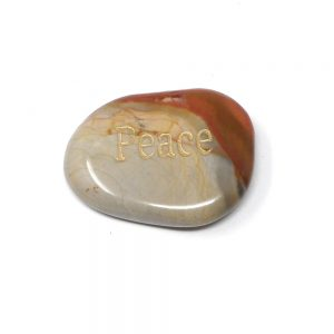 Polychrome Jasper Pocket Stone Gallet crystal pocket stone
