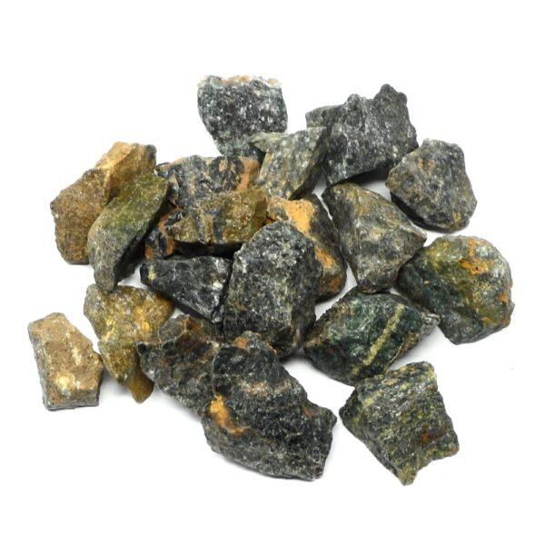 Raw Sea Jasper 16oz All Raw Crystals bulk jasper