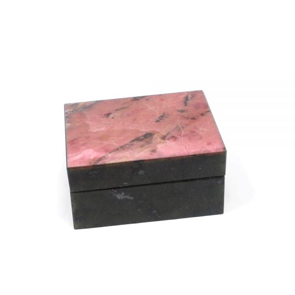 Rhodochrosite & Jade Box All Specialty Items jade