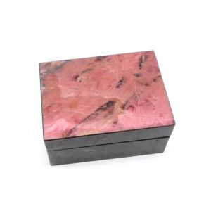 Rhodochrosite & Jade Box Retail Only jade