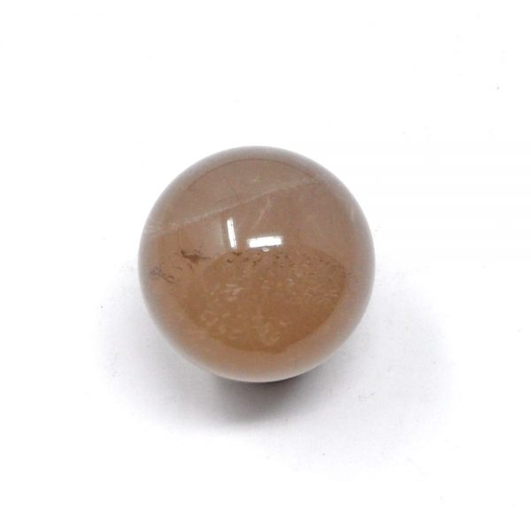 Rutilated Quartz Sphere 35mm All Polished Crystals brazilian crystal sphere