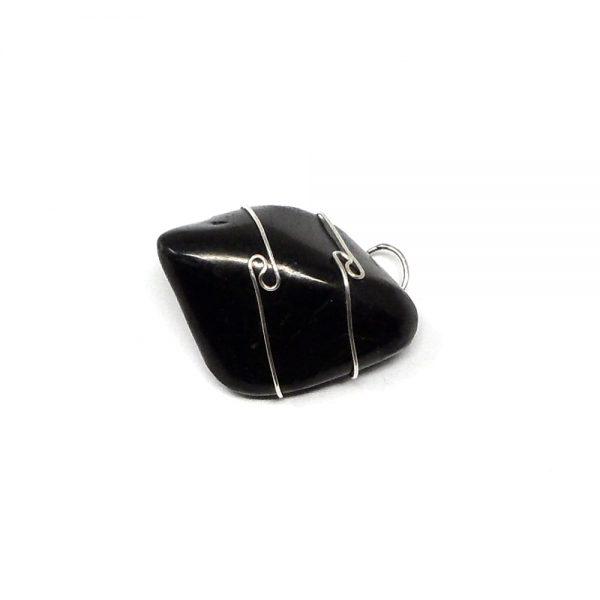 Shungite Crystal Pendant All Crystal Jewelry healing properties shungite