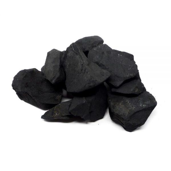 Shungite md 16oz All Raw Crystals bulk shungite