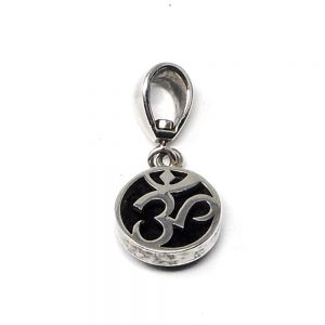 Indochinite Ohm Pendant All Crystal Jewelry crystal jewelry