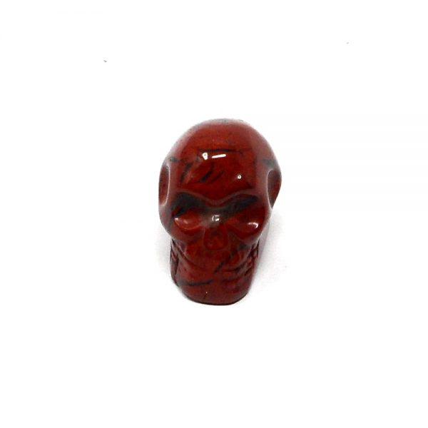 Brecciated Jasper Mini Skull All Polished Crystals brecciated jasper