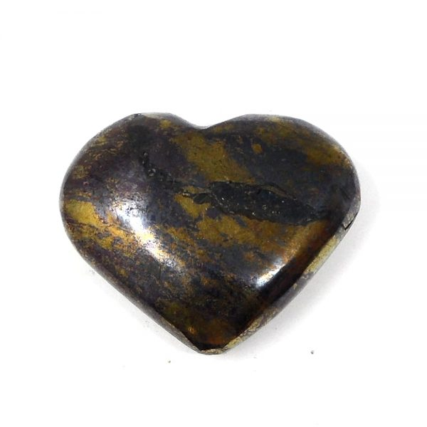 Covellite Heart All Polished Crystals covellite