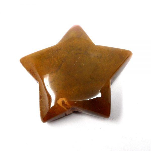 Fancy Jasper Star All Specialty Items crystal star