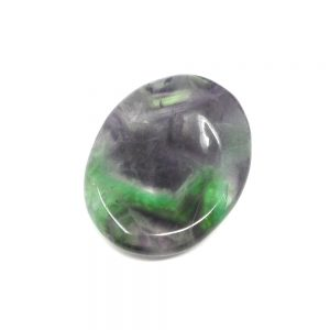 Fluorite Soothing Stone Gallet crystal soothing stone