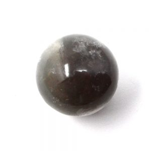 Fluorite Sphere sm All Polished Crystals crystal sphere