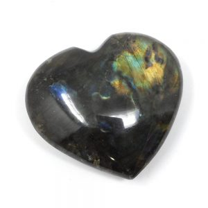 Labradorite Heart All Polished Crystals crystal heart