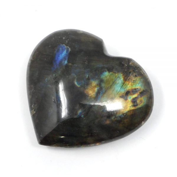 Labradorite Heart All Polished Crystals crystal heart